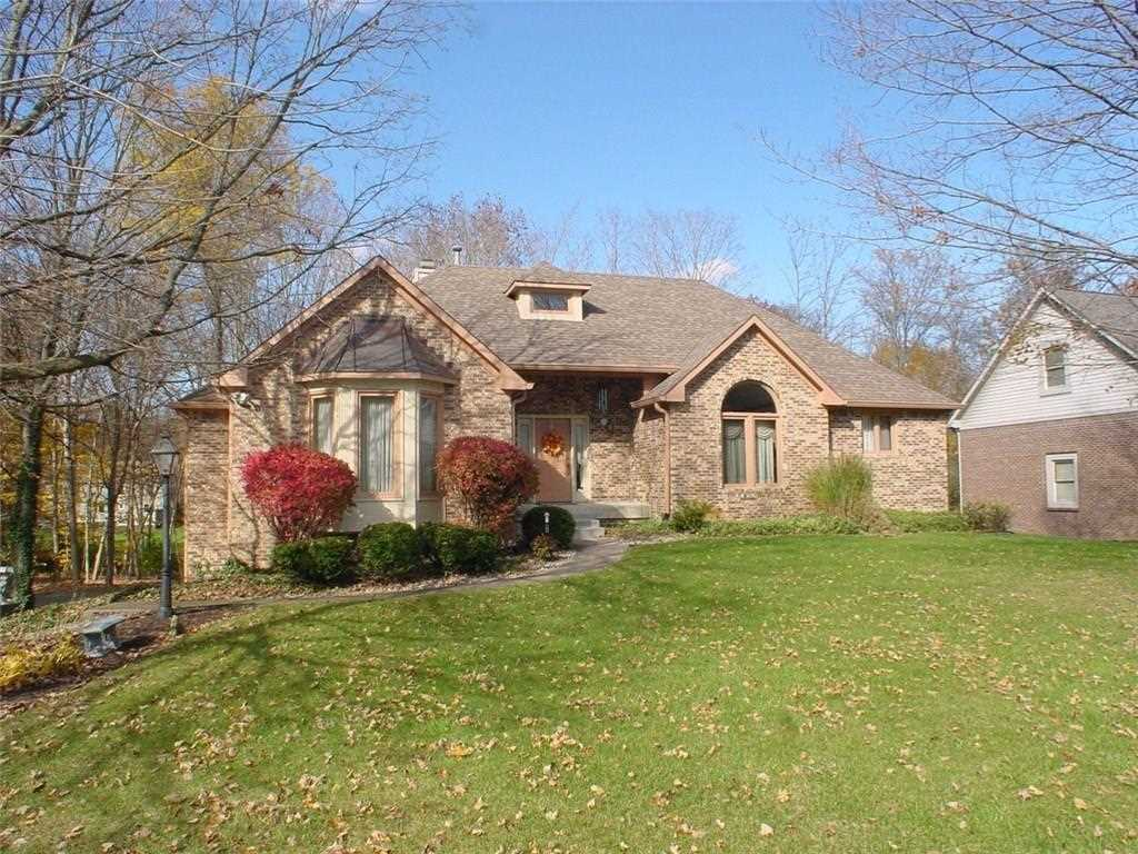 4142 S Carrie Drive New Palestine, IN 46163 | MLS 21525456 Photo 1