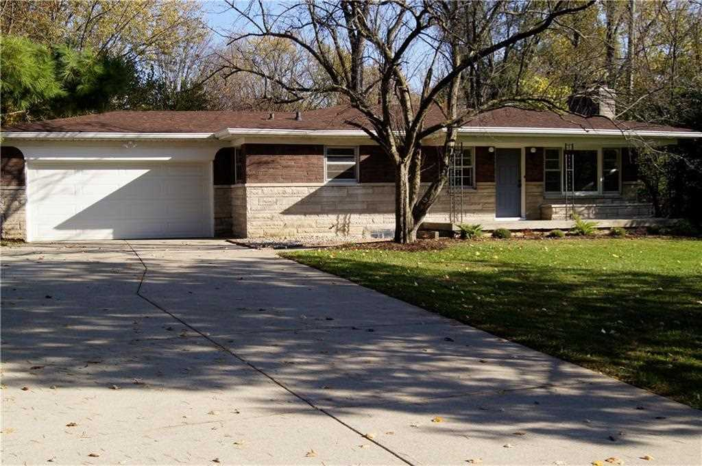 9611 Kittrell Drive Indianapolis, IN 46280 | MLS 21525861 Photo 1