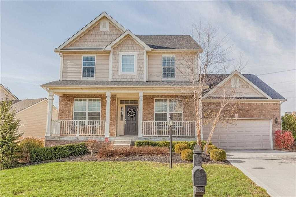 11156 Galley Way Fishers, IN 46040 | MLS 21525891 Photo 1