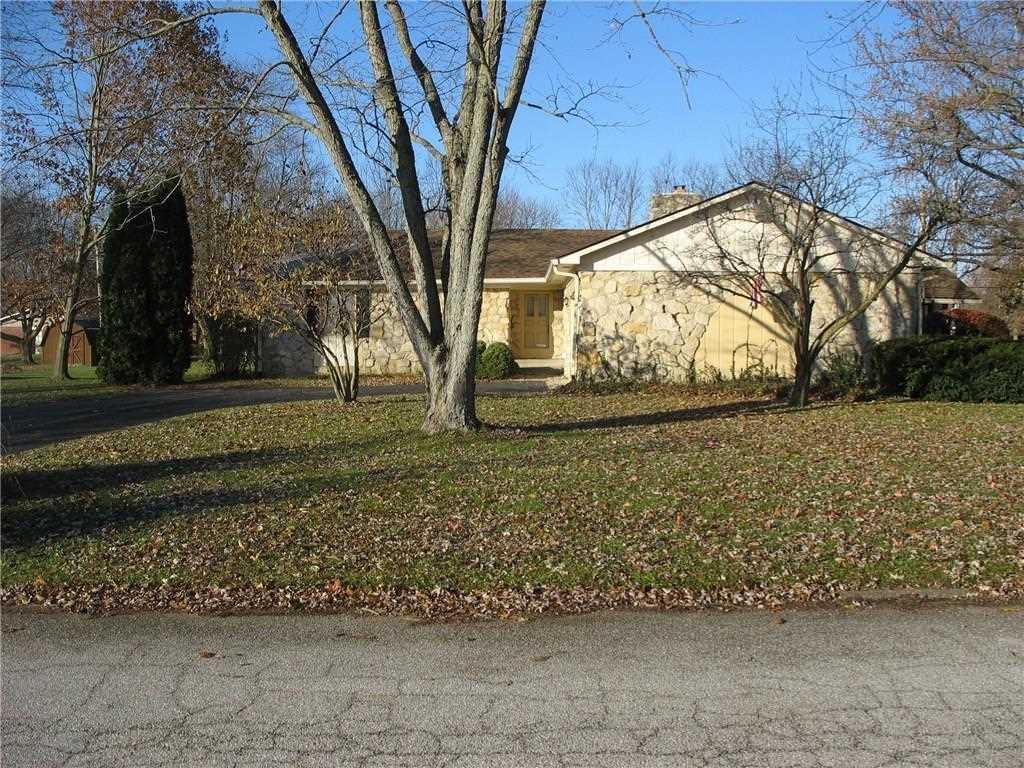 7018 Marstella Lane Brownsburg, IN 46112   MLS 21525951 Photo 1