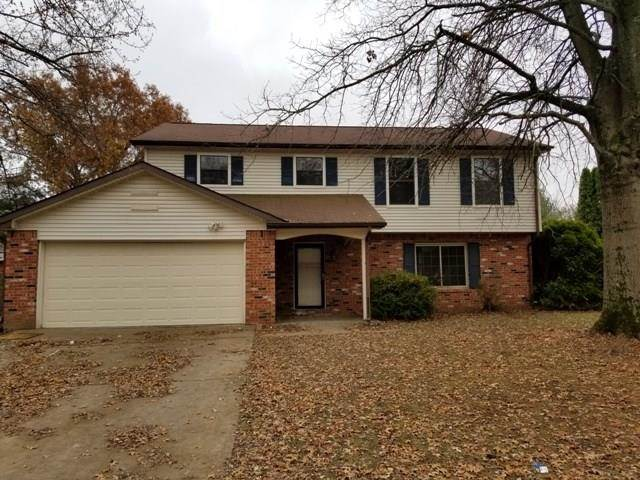 8701 Gunpowder Drive Indianapolis, IN 46256 | MLS 21526121 Photo 1