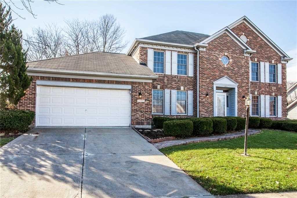 11053 Echo Grove Lane Indianapolis, IN 46236   MLS 21513514 Photo 1