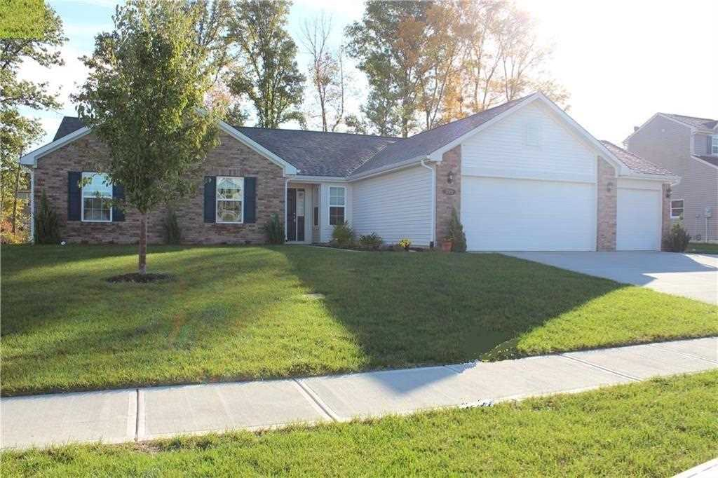 1769 Archbury Drive Avon, IN 46123 | MLS 21513940 Photo 1