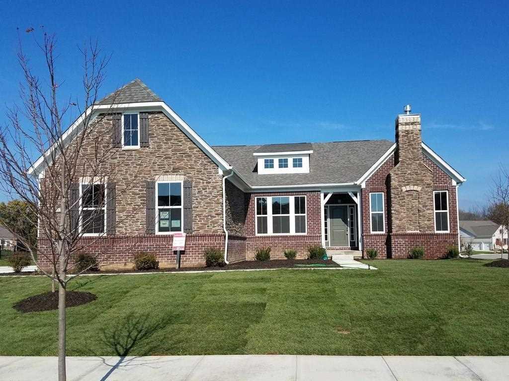 15438 Slateford Road Noblesville, IN 46062   MLS 21526549 Photo 1