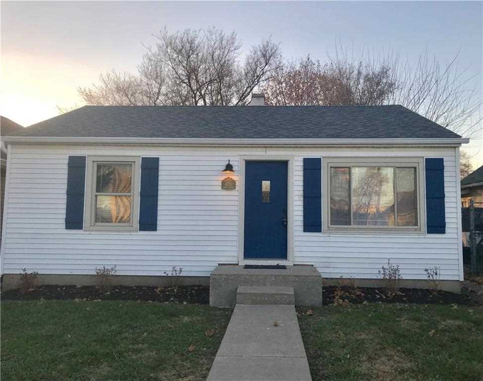4720 Brouse Avenue Indianapolis, IN 46205 | MLS 21526501 Photo 1