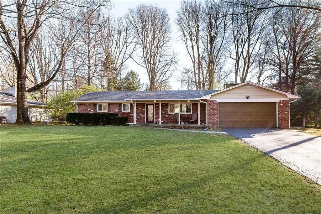 1535 E 83Rd Street Indianapolis, IN 46240 | MLS 21526529 Photo 1