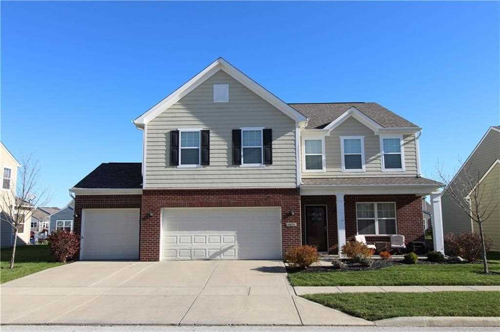5871 Solomon Harmon Way Whitestown, IN 46075 | MLS 21526971 Photo 1