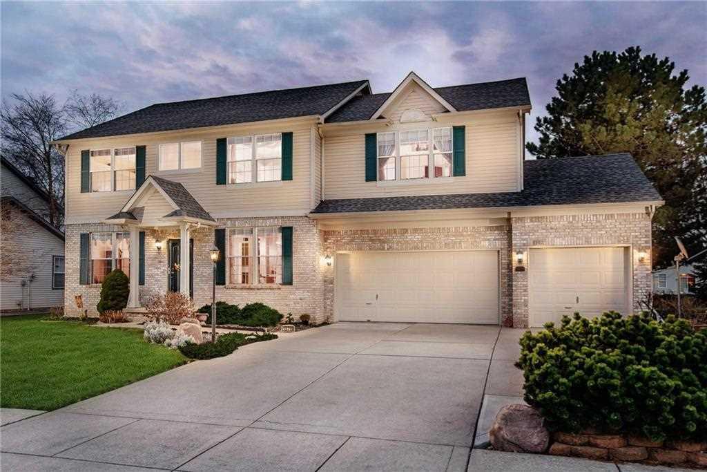 15719 Stargrass Lane Westfield, IN 46074   MLS 21526680 Photo 1