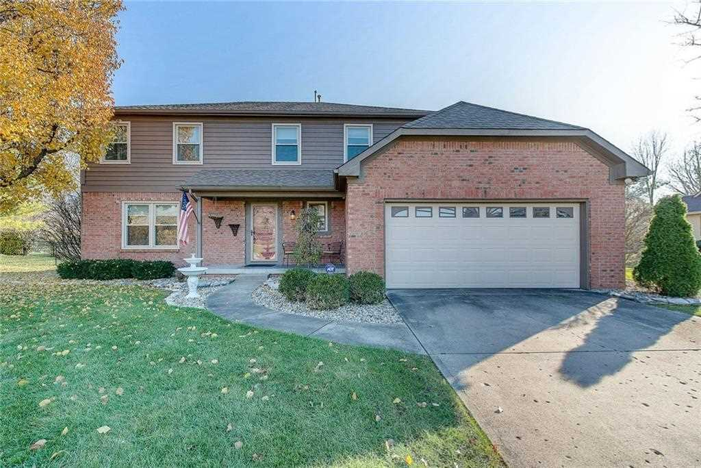 10009 Shahan Court Indianapolis, IN 46256 | MLS 21526743 Photo 1