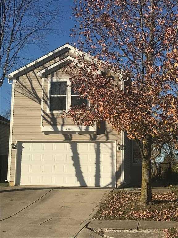 450 Harmony Drive Greenwood, IN 46143 | MLS 21526357 Photo 1