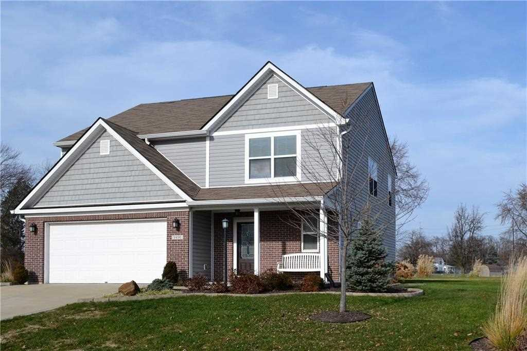 9490 Treyburn Lakes Drive Indianapolis, IN 46239 | MLS 21527207 Photo 1