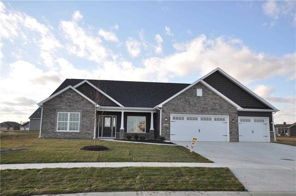 2842 Foxglove Court Lebanon, IN 46052 | MLS 21523458 Photo 1