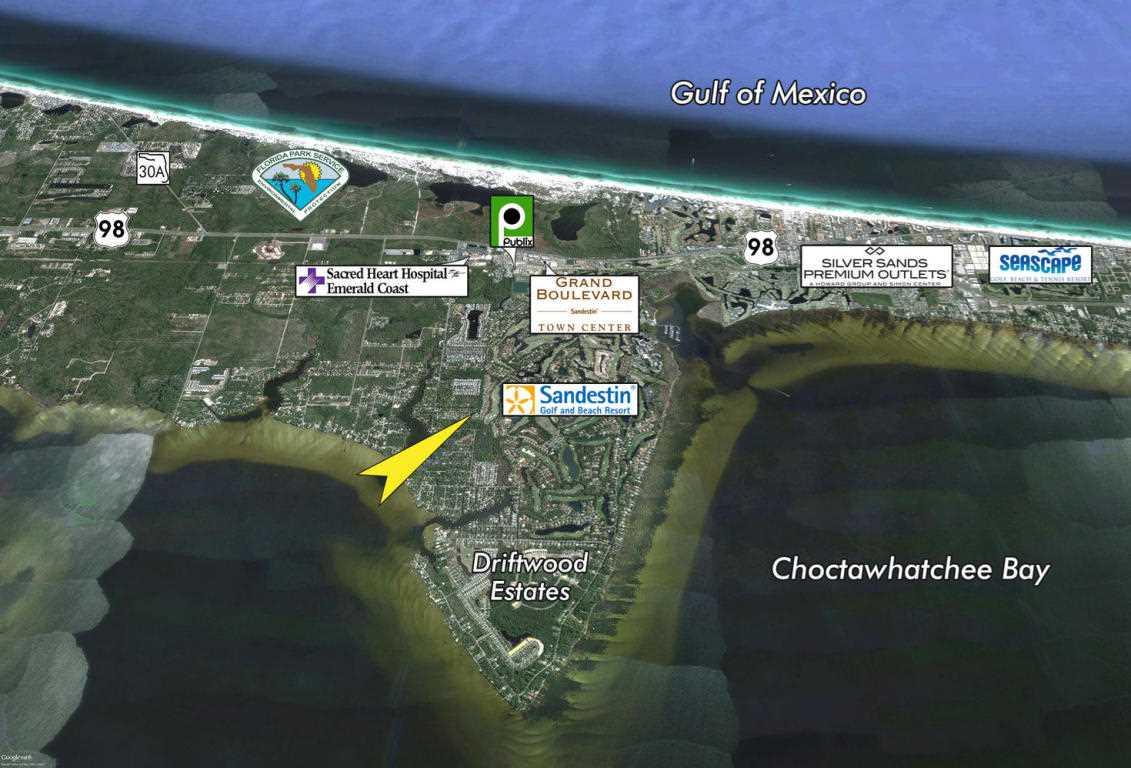 Lot 11 Nancy Claire Lane Santa Rosa Beach, FL 32459   MLS 784115