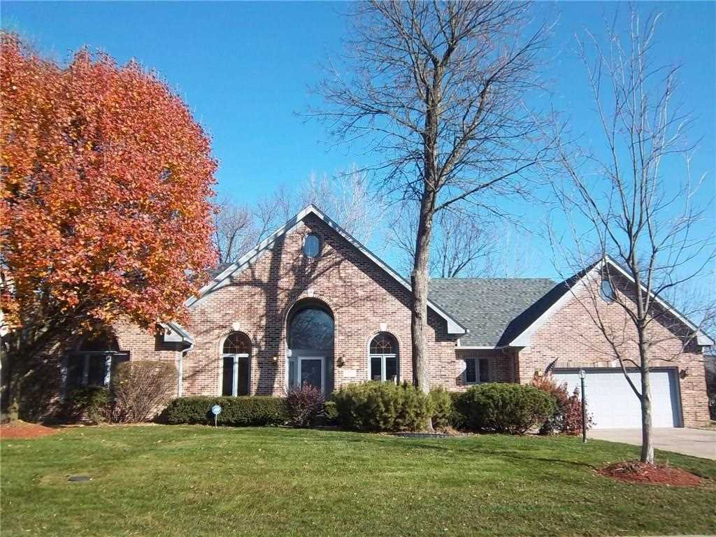 11454 Old Stone Drive Indianapolis, IN 46236 | MLS 21527197 Photo 1