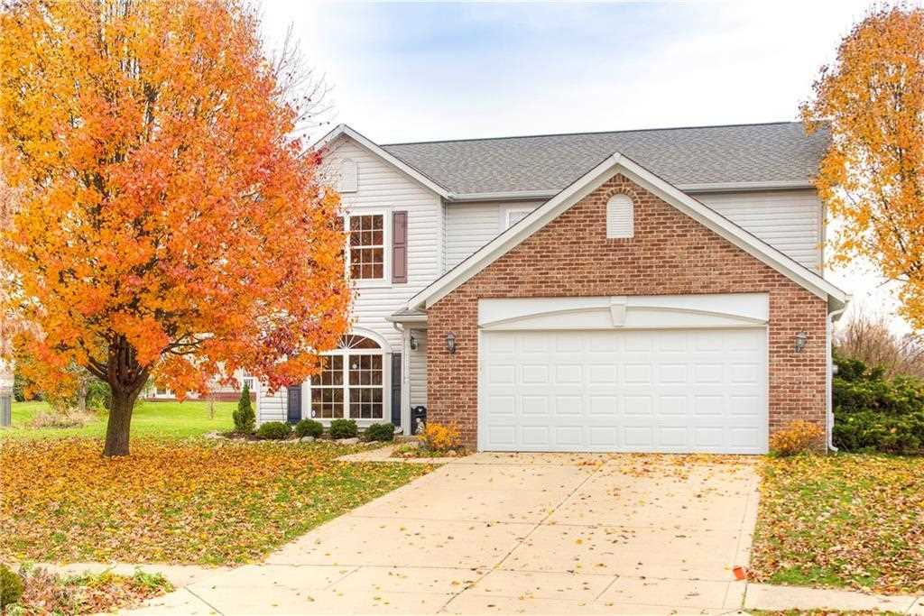10087 Palmaire Place Fishers, IN 46038 | MLS 21527293 Photo 1
