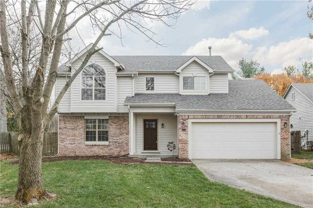 7513 Pinesprings Court Indianapolis, IN 46256 | MLS 21527600 Photo 1