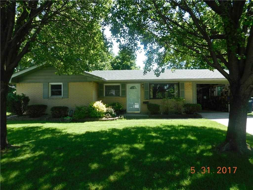 210 Ada Lane Beech Grove, IN 46107 | MLS 21489608 Photo 1