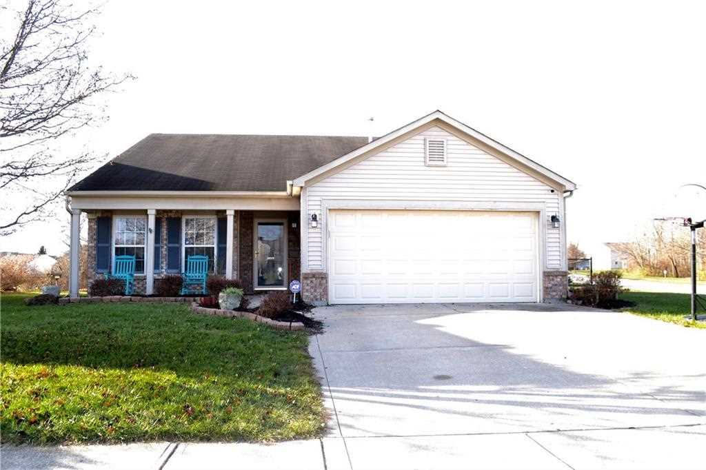 1308 Constitution Drive Indianapolis, IN 46234 | MLS 21527361 Photo 1