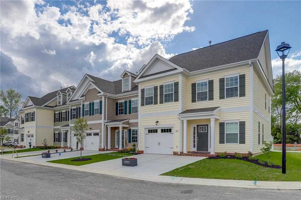 home for sale in Townhomes At Martin Farm York County VA 23692 - MLS 10165836 Photo 1