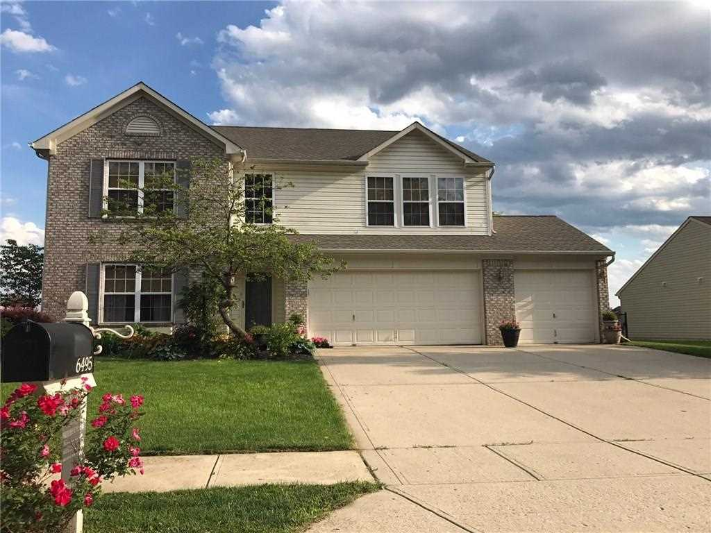 6495 Angel Falls Drive Noblesville, IN 46062 | MLS 21526143 Photo 1