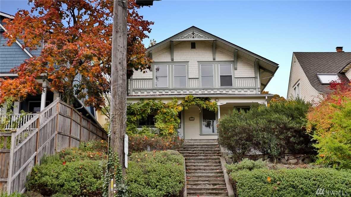 826 14th Ave Seattle, WA 98122 | MLS ® 1212737 Photo 1