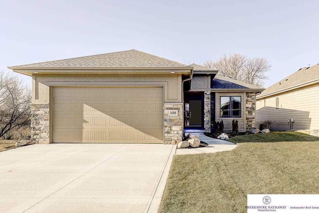 1408 S 200 Omaha, NE 68130 | MLS 21709266 Photo 1