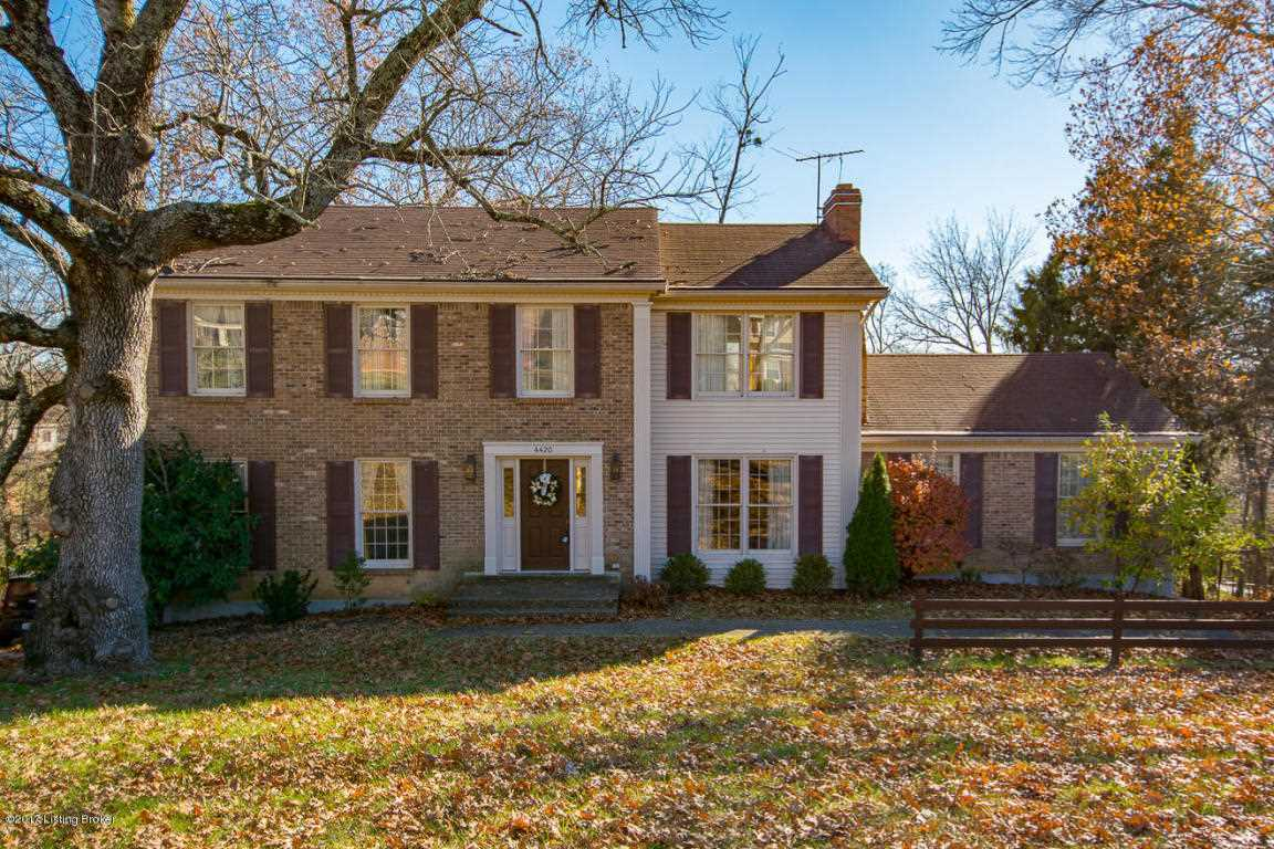 4420 Deepwood Dr Louisville KY in Jefferson County - MLS# 1491496   Real Estate Listings For Sale  Search MLS Homes Condos Farms Photo 1