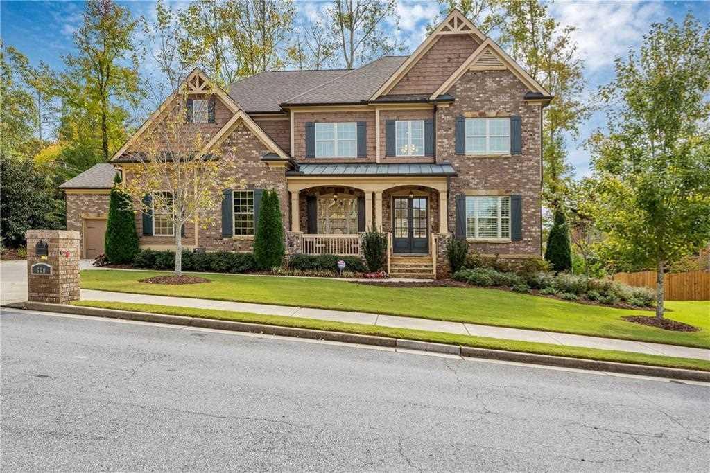 600 Beragio Dr, Alpharetta, 30004, MLS# 5929279 | Premier Atlanta Real Estate Photo 1