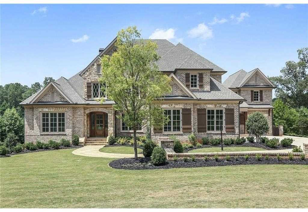 The Manor Golf And Country Club Alpharetta Home Kitchen Sold