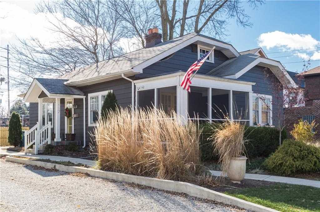 117 E 50Th Street Indianapolis, IN 46205 | MLS 21528473 Photo 1