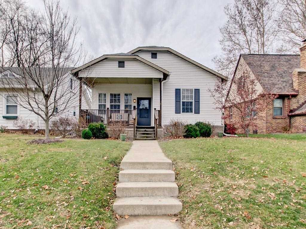 5128 Winthrop Avenue Indianapolis, IN 46205 | MLS 21528247 Photo 1