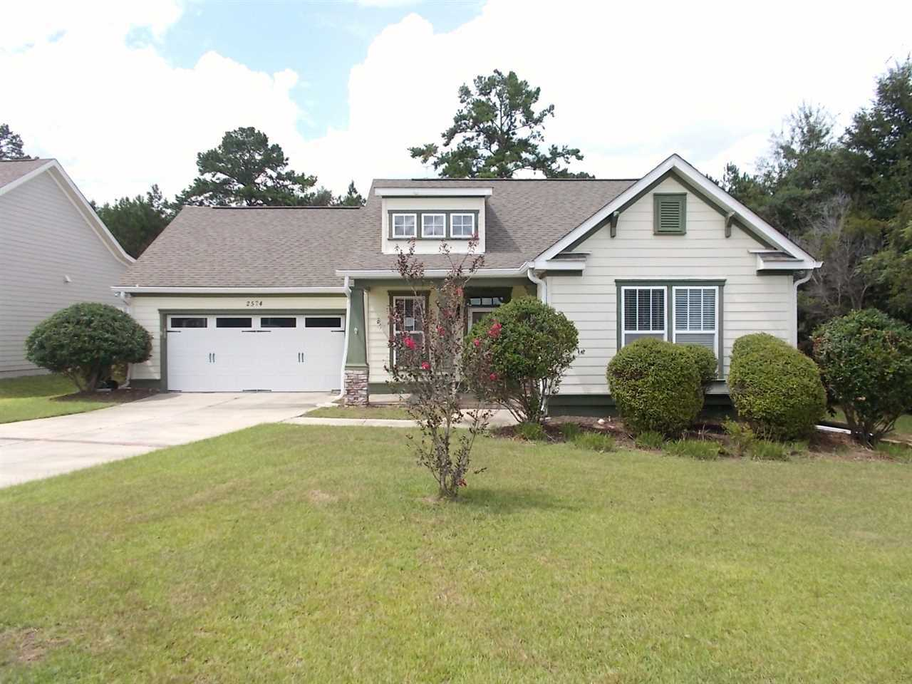 2574 Carthage Lane Tallahassee, FL 32312 in Bull Run Photo 1