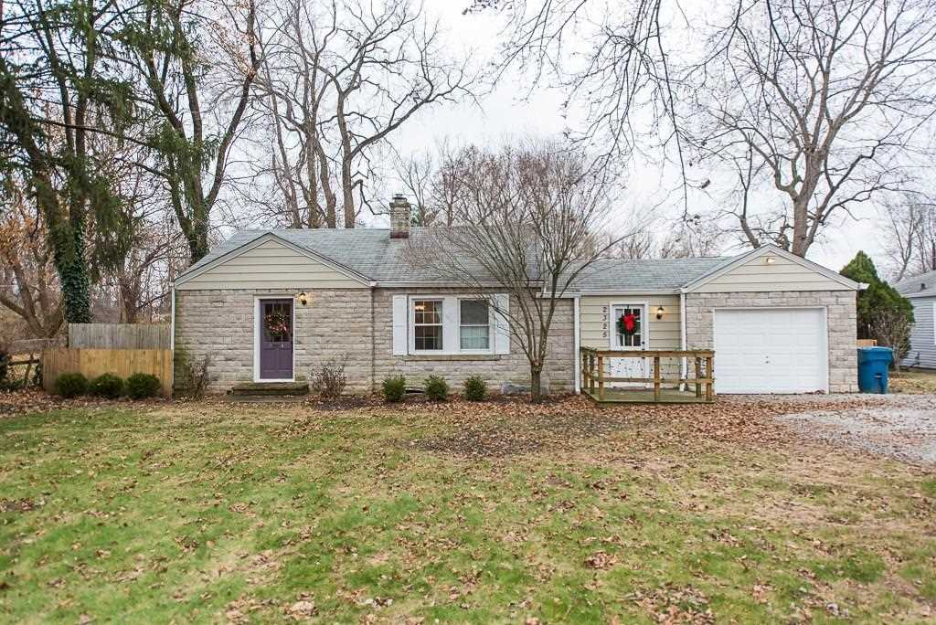 2325 E 66Th Street Indianapolis, IN 46220 | MLS 21528975 Photo 1