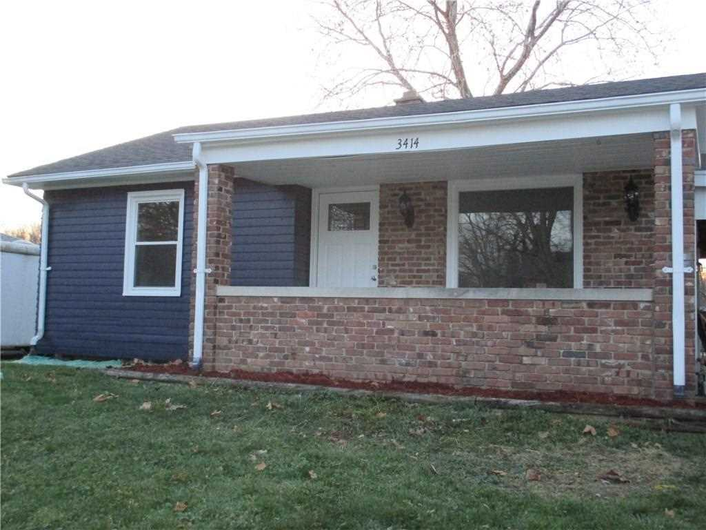 3414 Tiffany Drive Indianapolis, IN 46226 | MLS 21529207 Photo 1