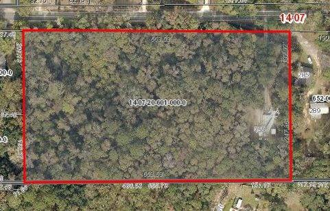 255 Bannerman Road Tallahassee, FL 32312 in Not In Subdivision