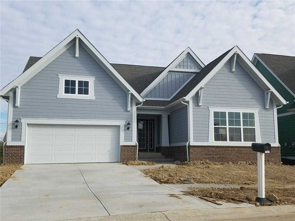 15413 Holcombe Drive Westfield, IN 46074 | MLS 21527009 Photo 1
