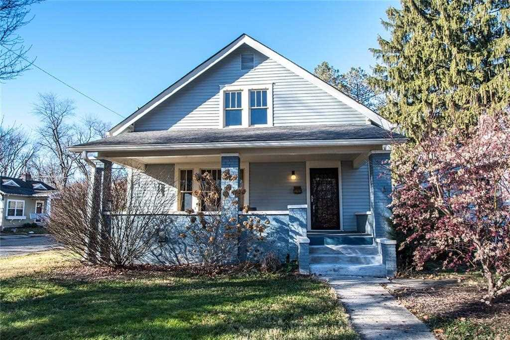 5002 Winthrop Avenue Indianapolis, IN 46205 | MLS 21529622 Photo 1
