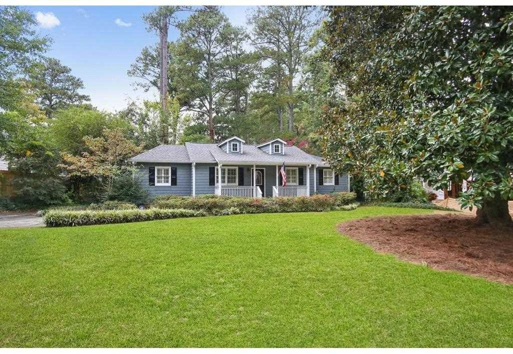 Brookhaven Property Search