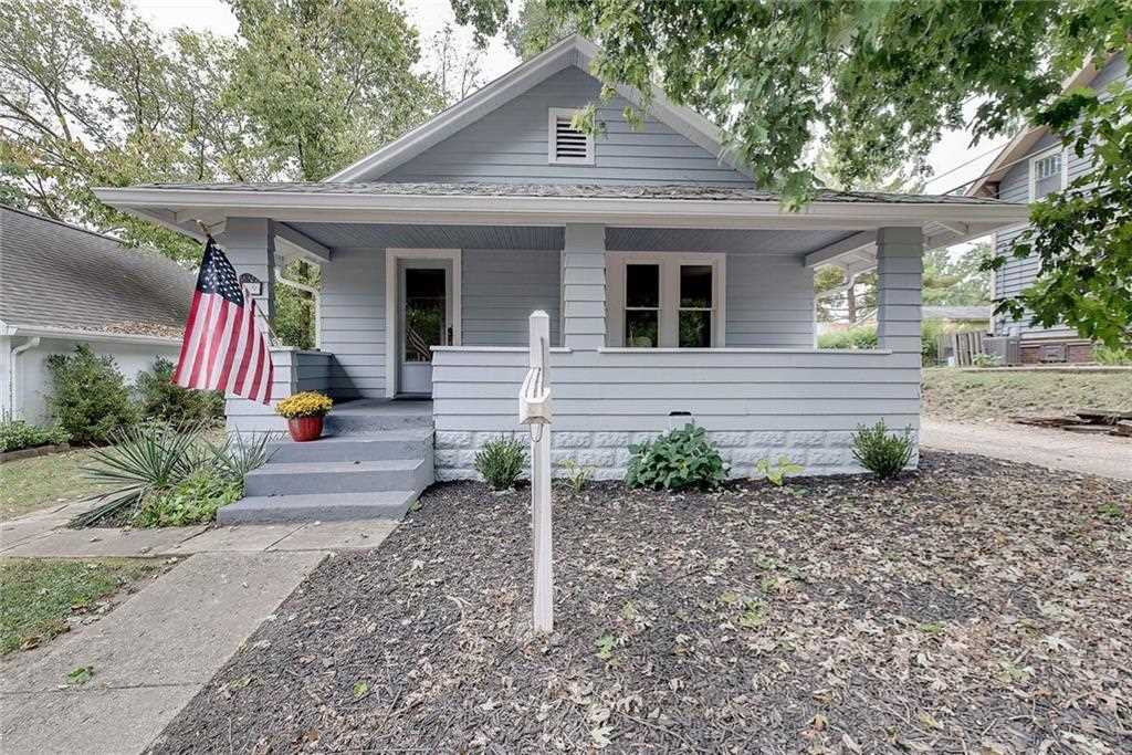 609 E 50Th Street Indianapolis, IN 46205 | MLS 21470270 Photo 1
