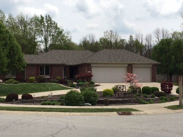 101 Pioneer Court Mooresville, IN 46158 | MLS 21529903 Photo 1