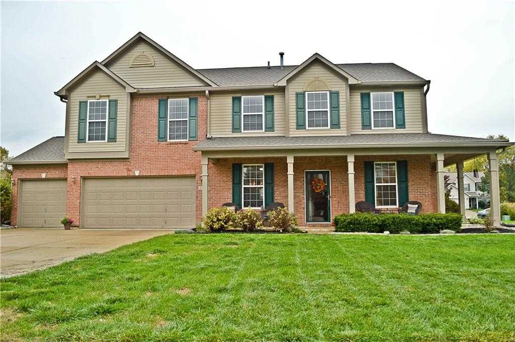 6950 Trailside Drive Avon, IN 46123 | MLS 21488245 Photo 1