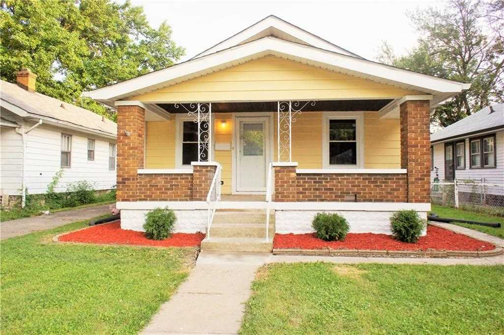3915 E 11Th Street Indianapolis, IN 46201 | MLS 21504401 Photo 1