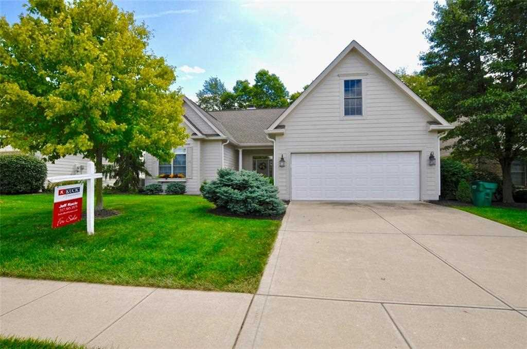 10695 Grindstone Drive Fishers, IN 46037 | MLS 21423218 Photo 1