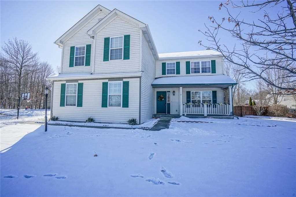 8445 Providence Drive Fishers, IN 46038 | MLS 21530220 Photo 1