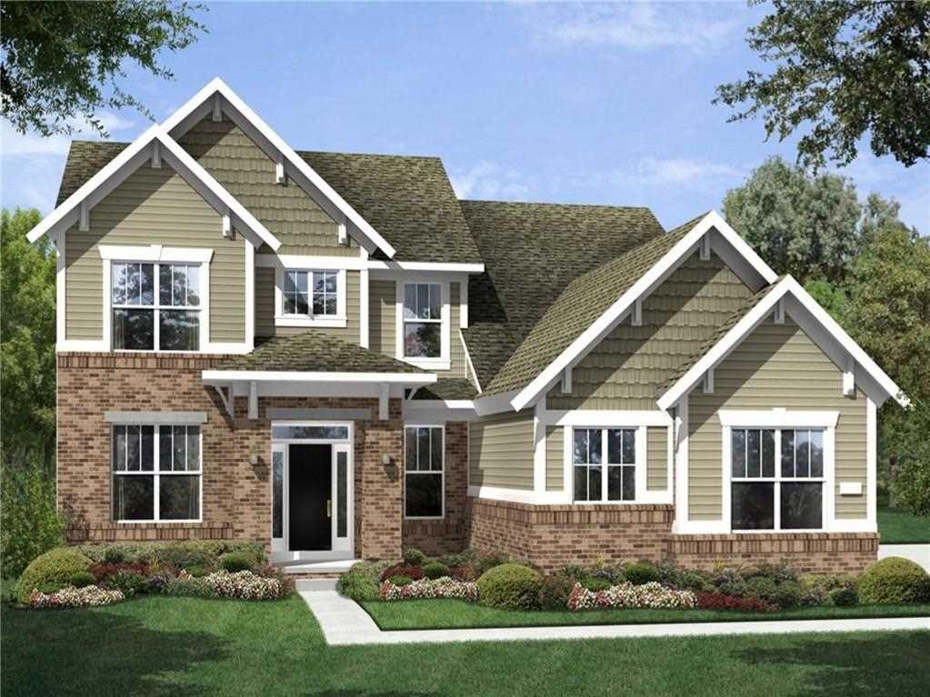 14110 Larson Drive Carmel, IN 46033   MLS 21530243 Photo 1