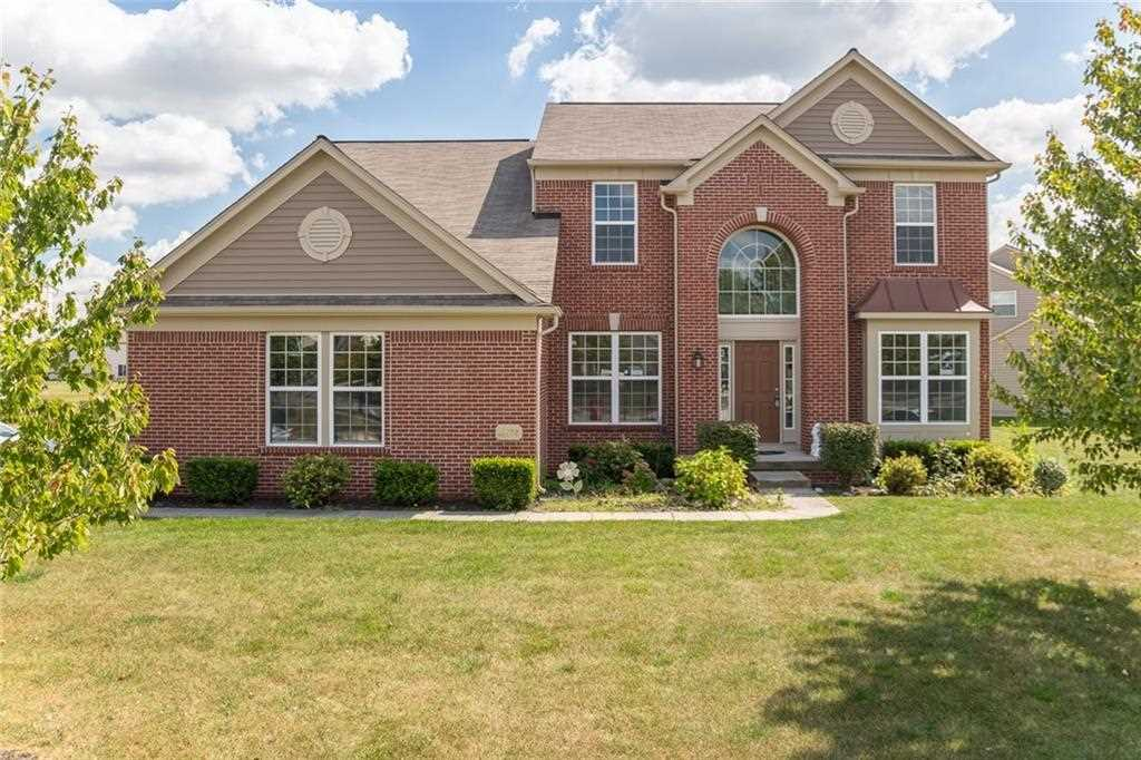 11509 Ludlow Drive Fishers, IN 46037 | MLS 21512957 Photo 1