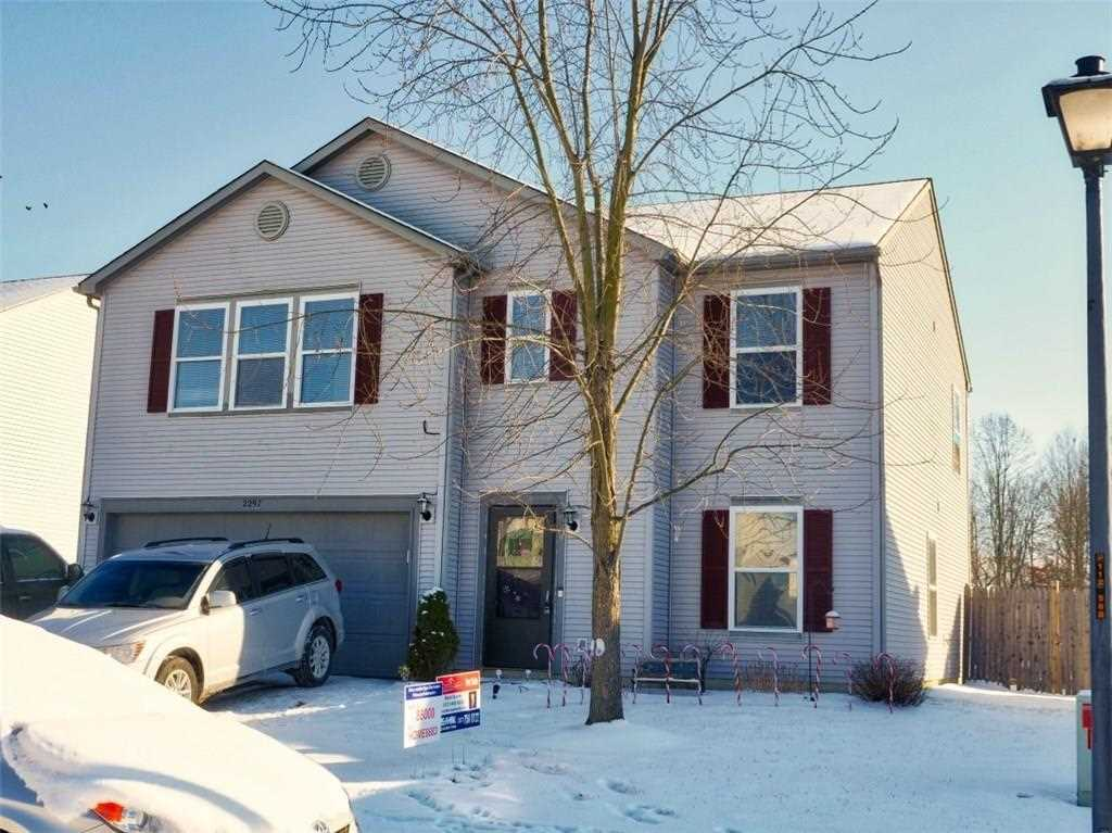 2297 Shadowbrook Drive Plainfield, IN 46123 | MLS 21530194 Photo 1