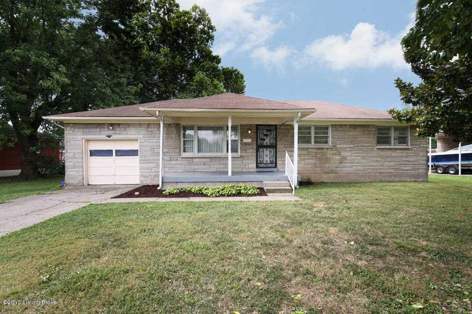 2534 Hampstead Dr Louisville KY in Jefferson County - MLS# 1482758 | Real Estate Listings For Sale |Search MLS|Homes|Condos|Farms Photo 1