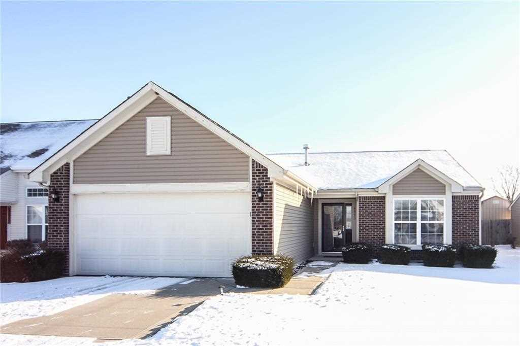 6853 Percy Drive Camby, IN 46113 | MLS 21530271 Photo 1