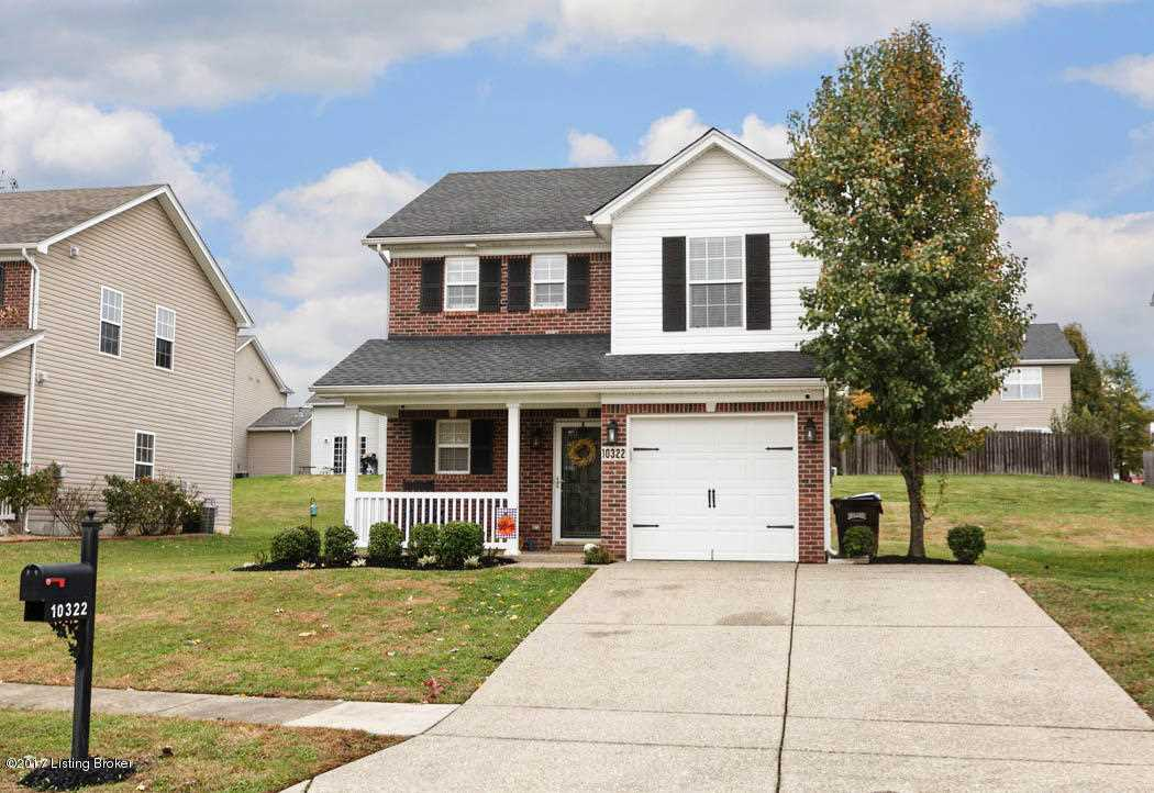 10322 Venado Dr Louisville KY in Jefferson County - MLS# 1490121 | Real Estate Listings For Sale |Search MLS|Homes|Condos|Farms Photo 1